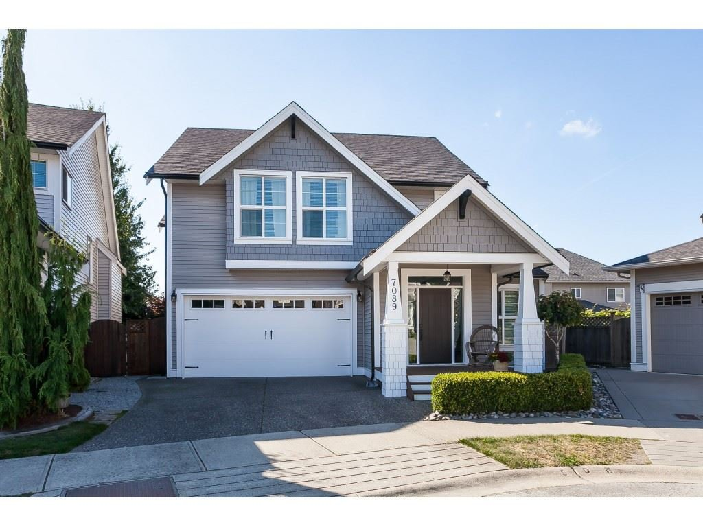 "Main Photo: 7089 179 Street in Surrey: Cloverdale BC House for sale in ""Provinceton"" (Cloverdale)  : MLS®# R2492815"