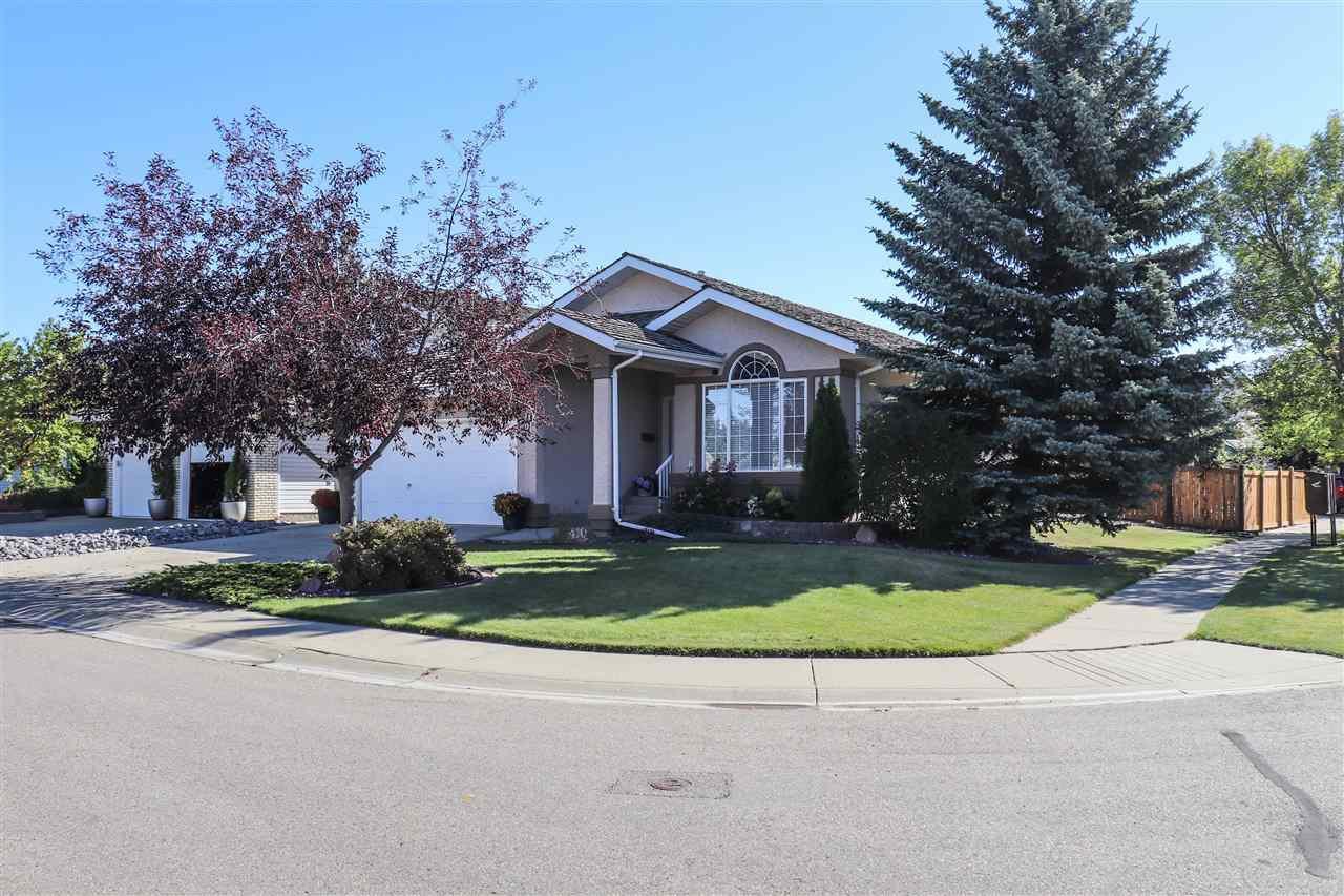 Main Photo: 410 Blackburne Drive E in Edmonton: Zone 55 House for sale : MLS®# E4214297