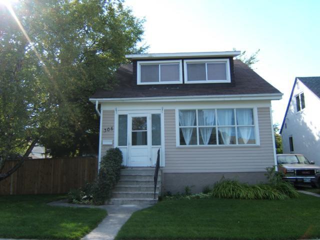 Main Photo: 306 BELVIDERE Street in WINNIPEG: St James Residential for sale (West Winnipeg)  : MLS®# 1018295