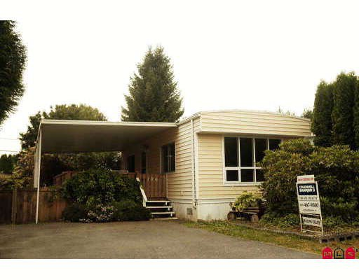 """Main Photo: 106 10221 WILSON Street in Mission: Stave Falls Manufactured Home for sale in """"Triple Creek Estates"""" : MLS®# F2822639"""