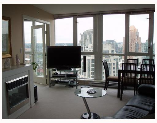 """Main Photo: 2506 1199 SEYMOUR Street in Vancouver: Downtown VW Condo for sale in """"BRAVA"""" (Vancouver West)  : MLS®# V727357"""
