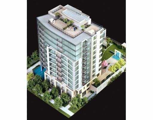 """Main Photo: 502 1690 W 8TH Avenue in Vancouver: Fairview VW Condo for sale in """"MUSEE"""" (Vancouver West)  : MLS®# V740405"""