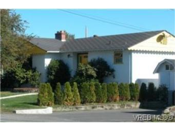 Main Photo: 3755 Tillicum Road in VICTORIA: SW Tillicum Strata Duplex Unit for sale (Saanich West)  : MLS®# 253431