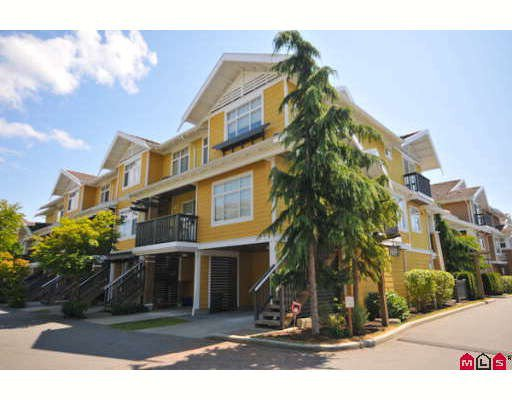 "Main Photo: 66 15233 34TH Avenue in Surrey: Morgan Creek Townhouse for sale in ""SUNDANCE"" (South Surrey White Rock)  : MLS®# F2914249"