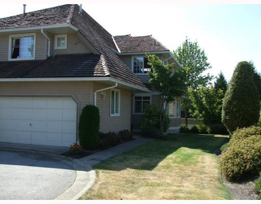 """Main Photo: 57 2615 FORTRESS Drive in Port_Coquitlam: Citadel PQ Townhouse for sale in """"ORCHID HILL"""" (Port Coquitlam)  : MLS®# V777324"""