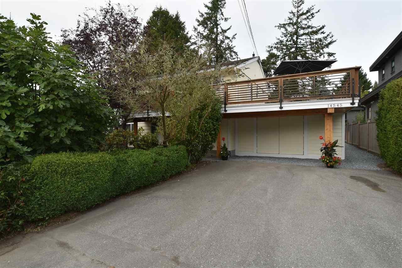 Main Photo: 14545 16 Avenue in Surrey: Sunnyside Park Surrey House for sale (South Surrey White Rock)  : MLS®# R2405150