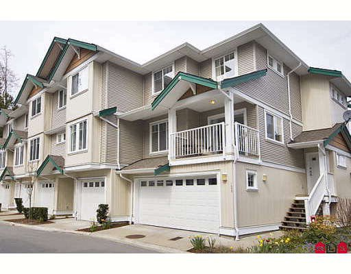 "Main Photo: 126 12711 64TH Avenue in Surrey: West Newton Townhouse for sale in ""PALETTE ON THE PARK"" : MLS®# F2917846"
