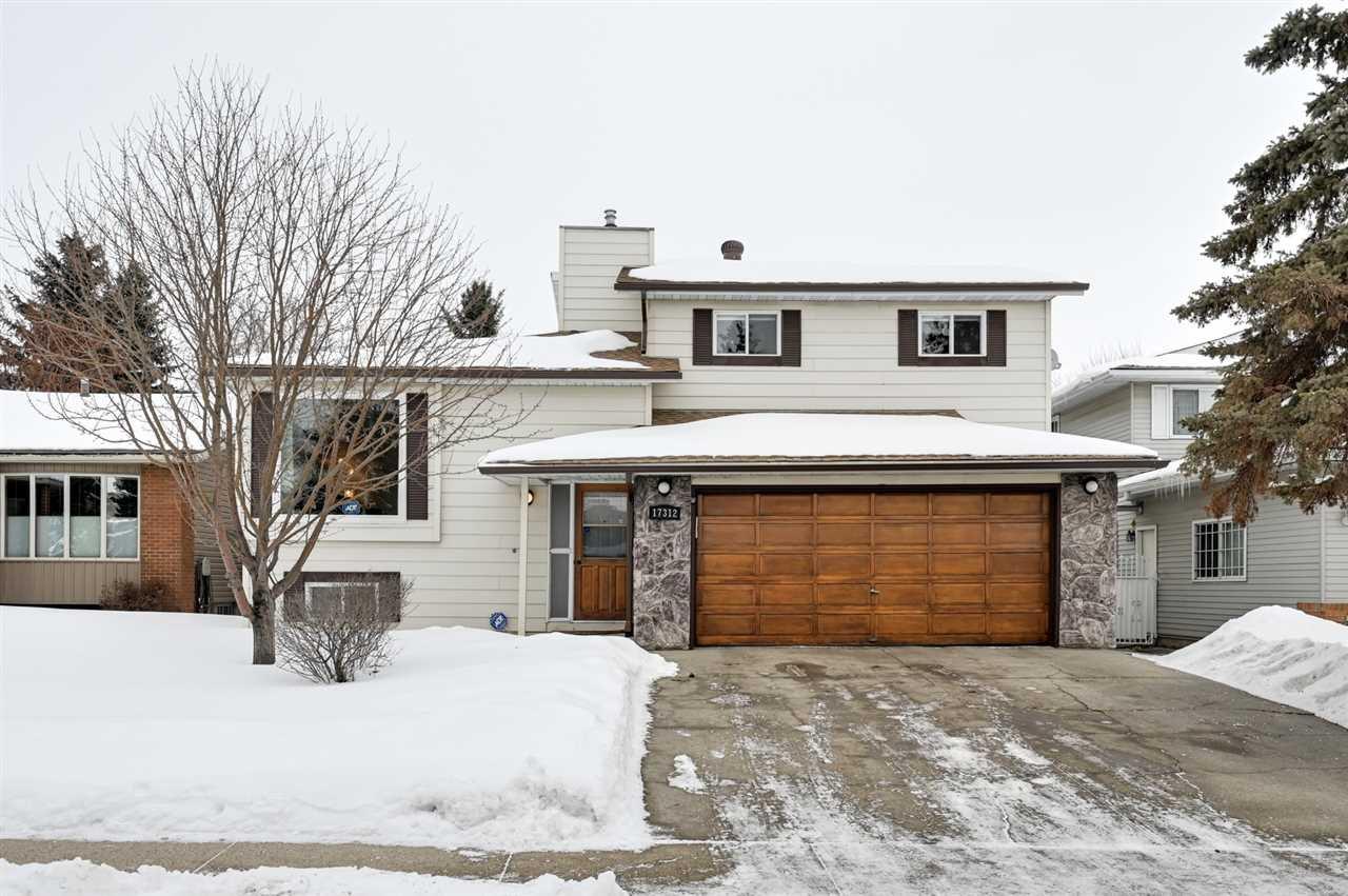 Main Photo: 17312 92 Avenue in Edmonton: Zone 20 House for sale : MLS®# E4187131