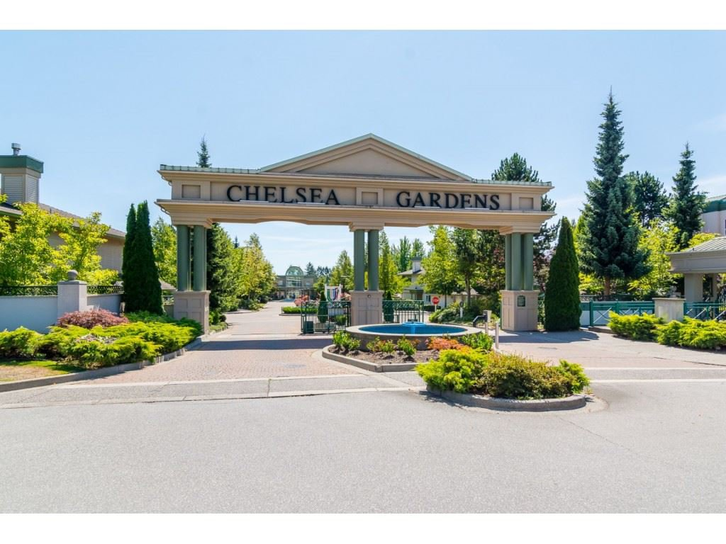 "Main Photo: 177 13888 70 Avenue in Surrey: East Newton Townhouse for sale in ""Chelsea Gardens"" : MLS®# R2443573"