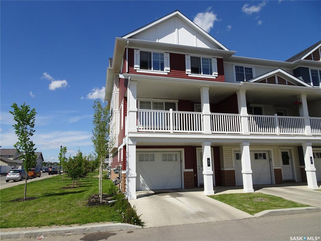 Main Photo: 93 5250 Aerodrome Road in Regina: Harbour Landing Residential for sale : MLS®# SK812792