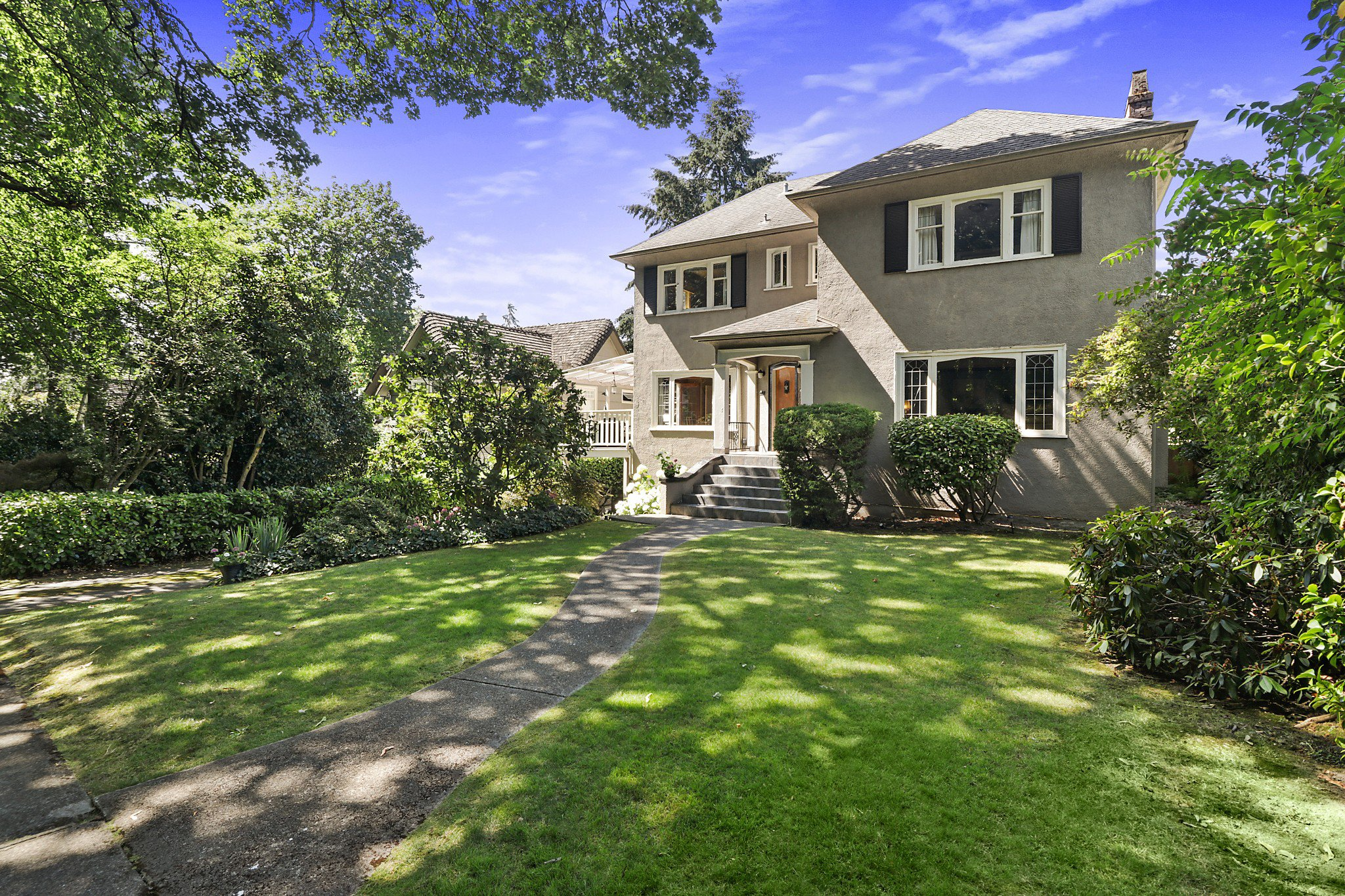 Main Photo: 4123 Cypress Street in Vancouver: Shaughnessy House for sale (Vancouver West)  : MLS®# R2485122