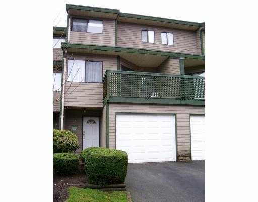"Main Photo: 41 12180 189A ST in Pitt Meadows: Central Meadows Townhouse for sale in ""MEADOW ESTATES"" : MLS®# V570723"