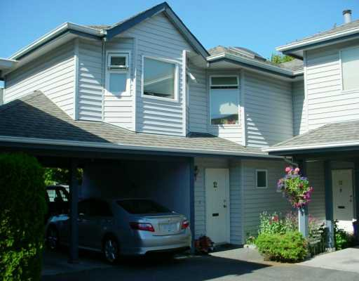Main Photo: 12 10980 NO 2 RD in Richmond: Woodwards Townhouse for sale : MLS®# V599517