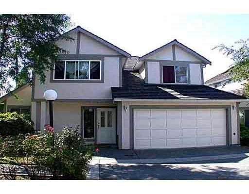 "Main Photo: 4 5980 GRANVILLE AV in Richmond: Granville Townhouse for sale in ""PARC MONET"" : MLS®# V541210"