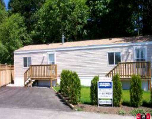 "Photo 4: Photos: 31 10221 WILSON ST in Mission: Stave Falls Manufactured Home for sale in ""Triple Creek Estates"" : MLS®# F2511947"