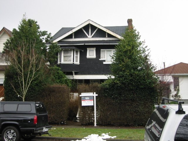 Main Photo: 2555 W 45TH Avenue in Vancouver: Kerrisdale House for sale (Vancouver West)  : MLS®# V748127