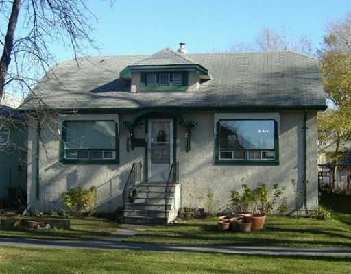 Main Photo: 647 SHERBURN Street in WINNIPEG: West End / Wolseley Residential for sale (West Winnipeg)  : MLS®# 2517180