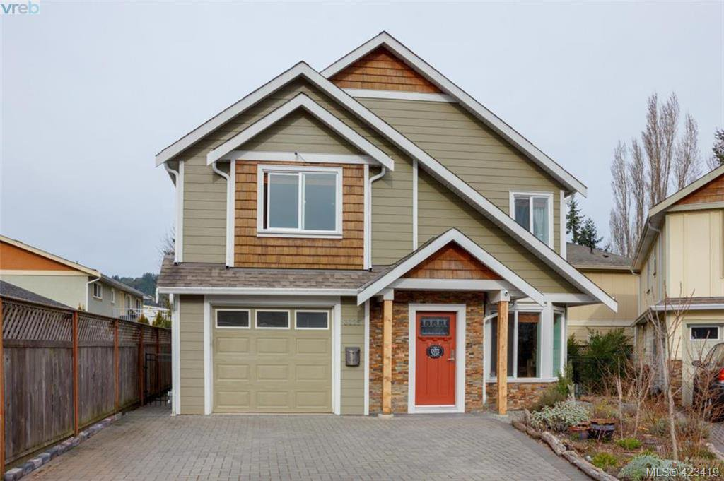 Main Photo: 3225 Mallow Court in VICTORIA: La Walfred Single Family Detached for sale (Langford)  : MLS®# 423419