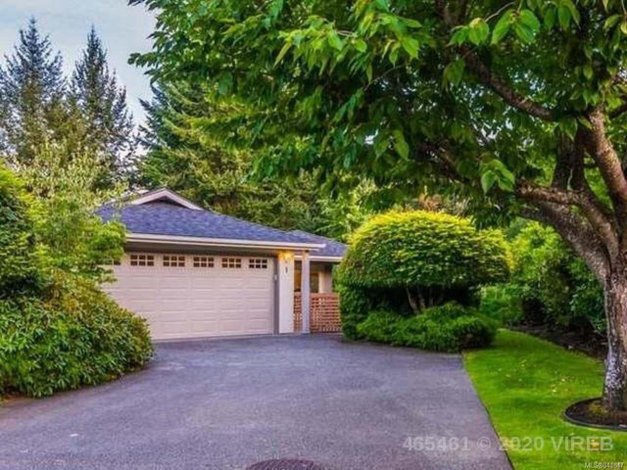 Main Photo: 1 2655 Andover Rd in NANOOSE BAY: PQ Nanoose Row/Townhouse for sale (Parksville/Qualicum)  : MLS®# 841847