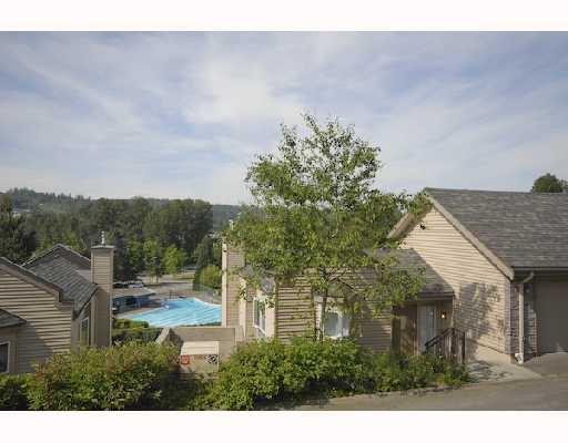 "Main Photo: 415 1215 LANSDOWNE Drive in Coquitlam: Upper Eagle Ridge Townhouse for sale in ""SUNRIDGE ESTATES"" : MLS®# V718223"