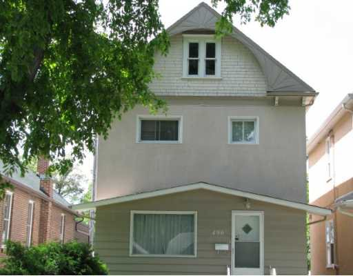Main Photo: 496 VICTOR Street in WINNIPEG: West End / Wolseley Residential for sale (West Winnipeg)  : MLS®# 2912813