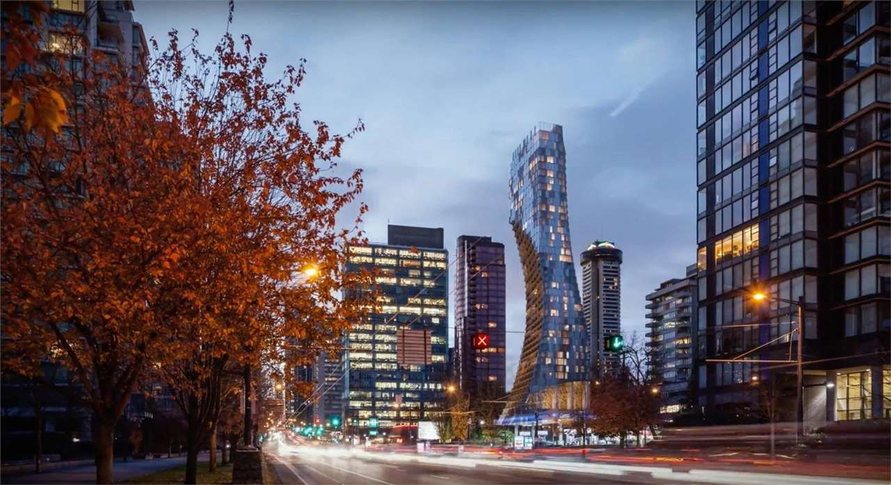 Photo 9: Photos: 1402 1550 ALBERNI Street in Vancouver: West End VW Condo for sale (Vancouver West)  : MLS®# R2422507