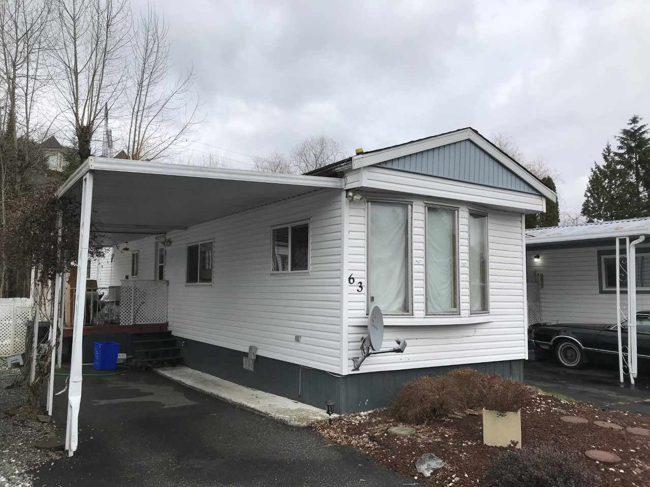 "Photo 3: Photos: 63 3300 HORN Street in Abbotsford: Central Abbotsford Manufactured Home for sale in ""Georgian Park"" : MLS®# R2439444"