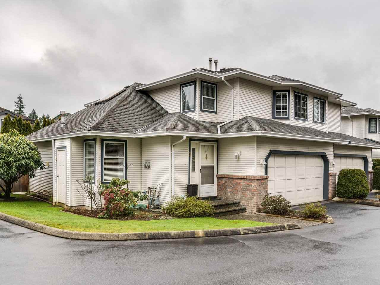 "Main Photo: 5 11534 207 Street in Maple Ridge: Southwest Maple Ridge Townhouse for sale in ""Brittany Court"" : MLS®# R2439867"