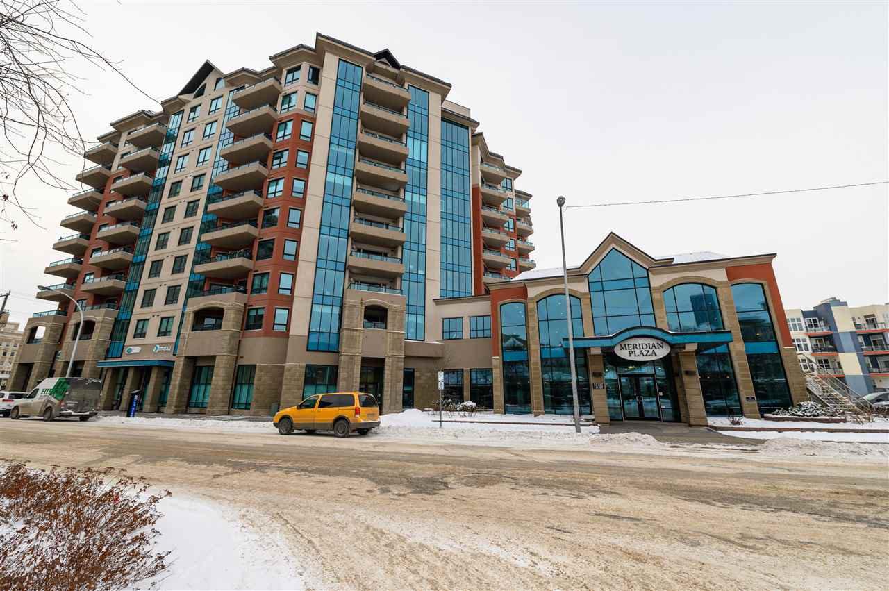 Main Photo: 612 10142 111 Street in Edmonton: Zone 12 Condo for sale : MLS®# E4194047