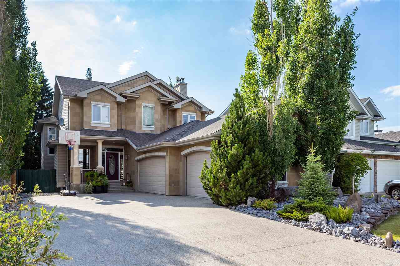 Main Photo: 1214 HALIBURTON Close in Edmonton: Zone 14 House for sale : MLS®# E4207935
