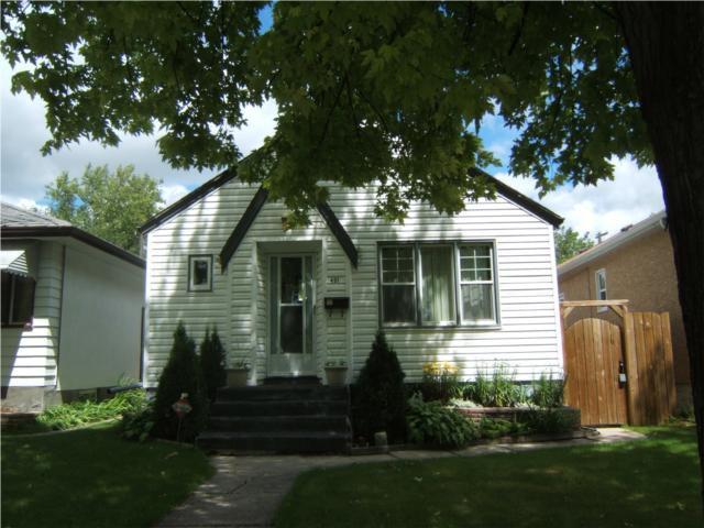 Main Photo: 421 OTTAWA Avenue in WINNIPEG: East Kildonan Residential for sale (North East Winnipeg)  : MLS®# 1013600