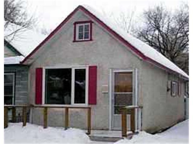 Main Photo: 81 MCADAM Avenue in WINNIPEG: West Kildonan / Garden City Residential for sale (North West Winnipeg)  : MLS®# 2001419