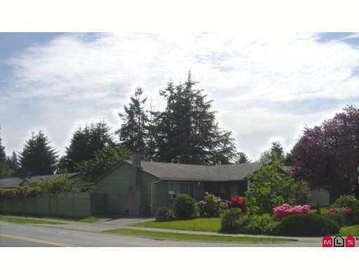 "Main Photo: 15590 86B Avenue in Surrey: Fleetwood Tynehead House for sale in ""FLEETWOOD"" : MLS®# F2900914"