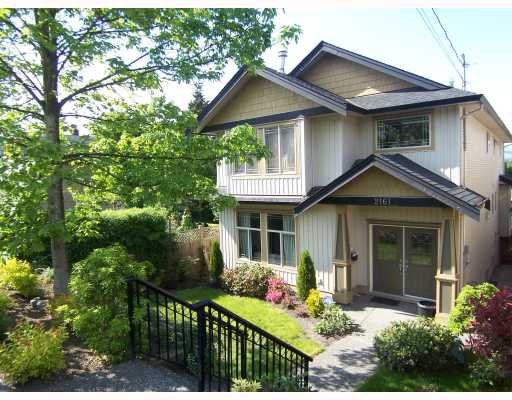Main Photo: 2161 PITT RIVER Road in Port_Coquitlam: Central Pt Coquitlam House for sale (Port Coquitlam)  : MLS®# V768687