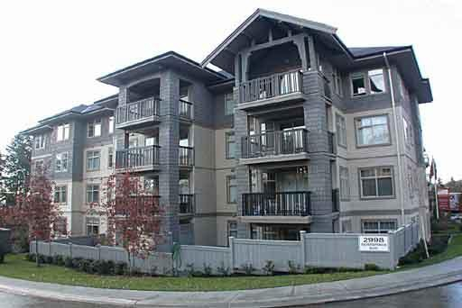 Main Photo: 206 - 2998 Silver Springs Boulevard in Coquitlam: Westwood Plateau Condo for sale