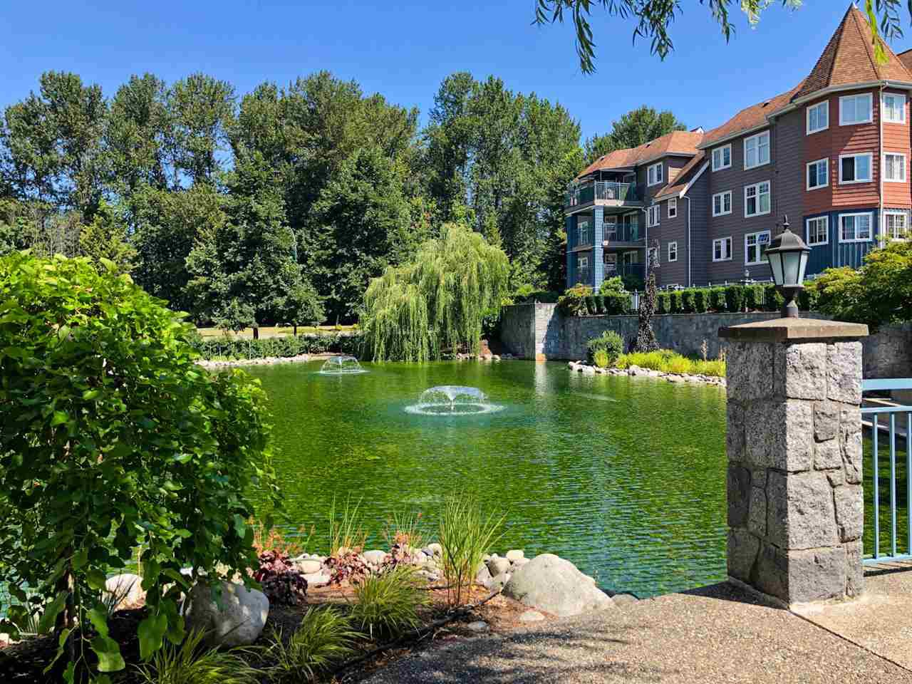 """Main Photo: 301 1190 EASTWOOD Street in Coquitlam: North Coquitlam Condo for sale in """"LAKESIDE TERRACE"""" : MLS®# R2407650"""