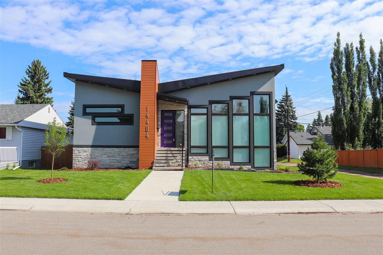Main Photo: 14404 86 Avenue in Edmonton: Zone 10 House for sale : MLS®# E4193791