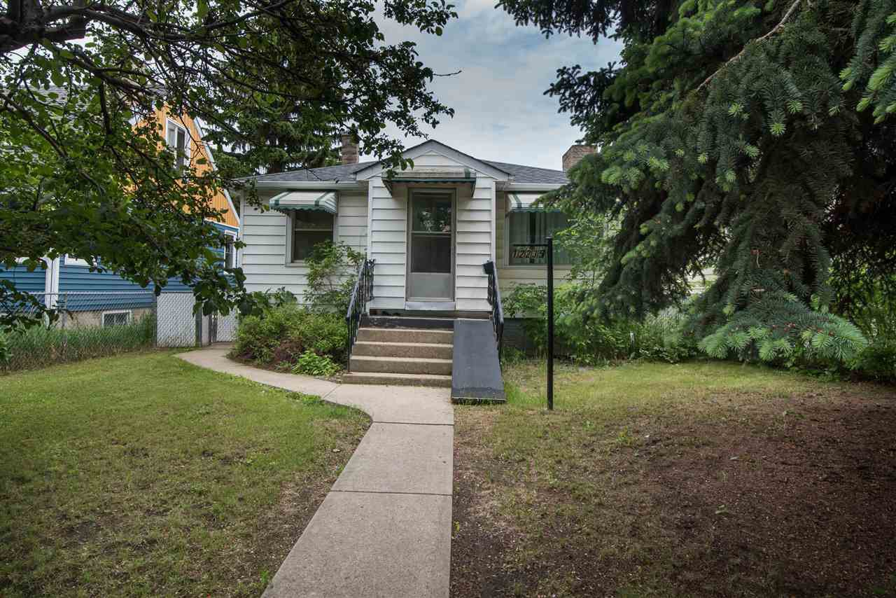 Photo 1: Photos: 12235 104 Street NW in Edmonton: Zone 08 House for sale : MLS®# E4202000