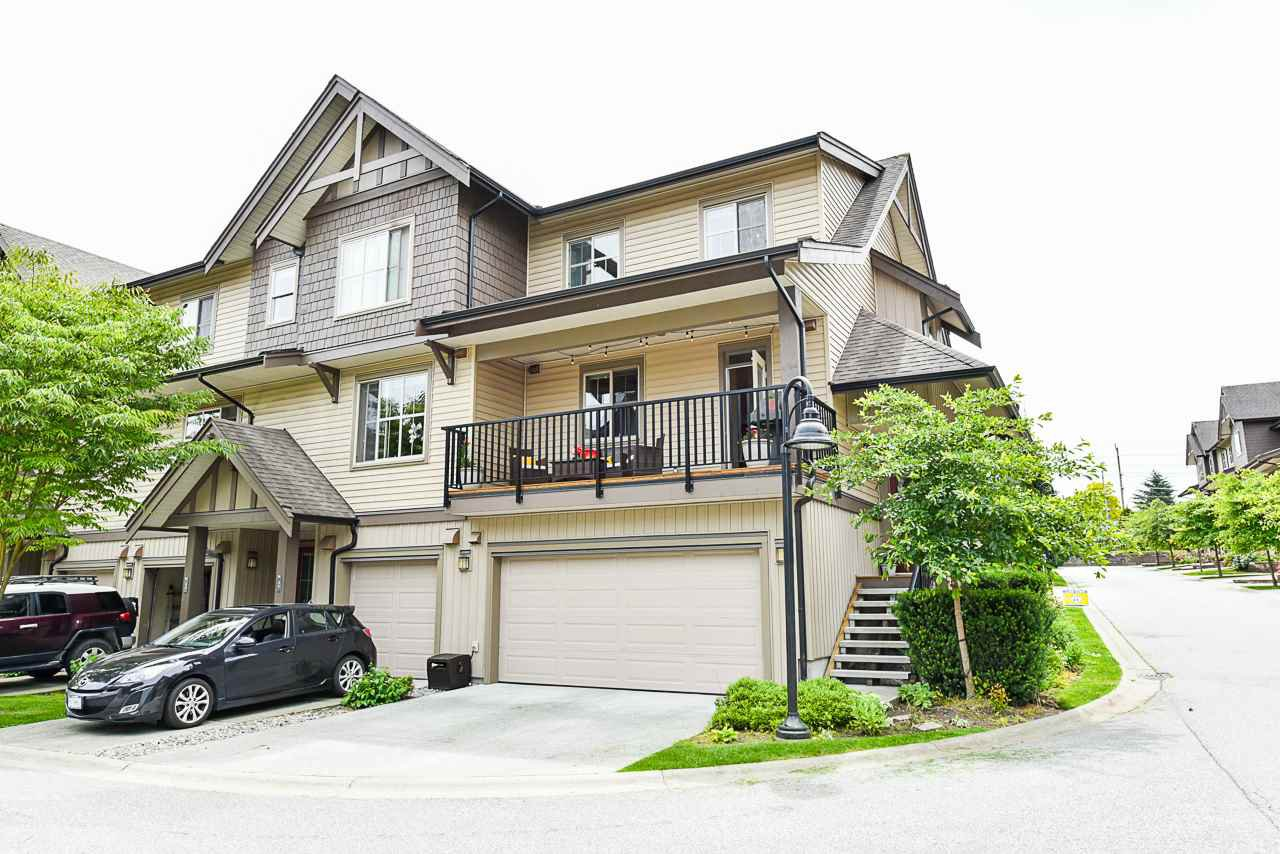 "Main Photo: 46 9525 204 Street in Langley: Walnut Grove Townhouse for sale in ""TIME"" : MLS®# R2470235"