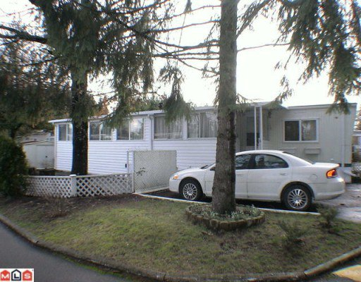 "Main Photo: 24 9080 198TH Street in Langley: Walnut Grove Manufactured Home for sale in ""FOREST GREEN ESTATES"" : MLS®# F1003077"