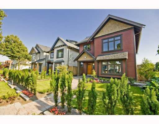 """Main Photo: 482 E 17TH Avenue in Vancouver: Fraser VE House for sale in """"MAIN STREET"""" (Vancouver East)  : MLS®# V772640"""