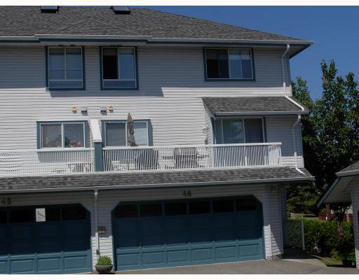 "Main Photo: 46 1355 CITADEL Drive in Port_Coquitlam: Citadel PQ Townhouse for sale in ""CITADEL MEWS"" (Port Coquitlam)  : MLS®# V777504"