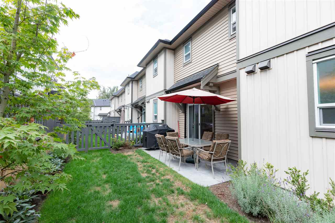 "Photo 20: Photos: 52 30930 WESTRIDGE Place in Abbotsford: Abbotsford West Townhouse for sale in ""Bristol Heights"" : MLS®# R2404942"