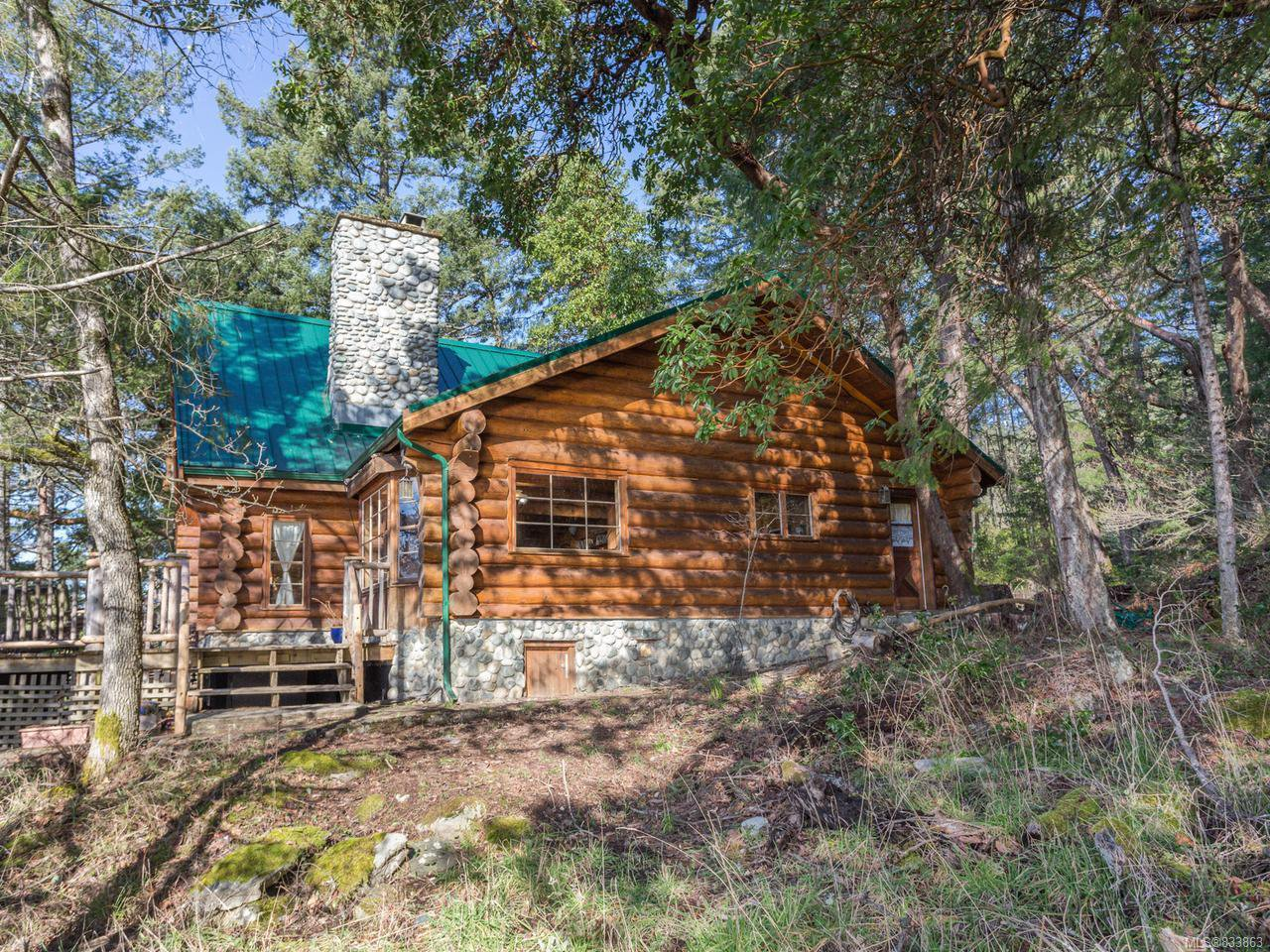 Photo 2: Photos: 255 Forbes Dr in THETIS ISLAND: Isl Thetis Island House for sale (Islands)  : MLS®# 833863
