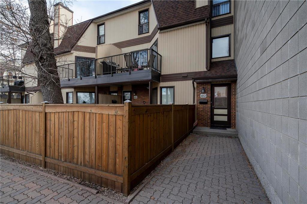 Welcome to unit 412 - 3070 Pembina Highway, Also Known as Chimney Ridge.