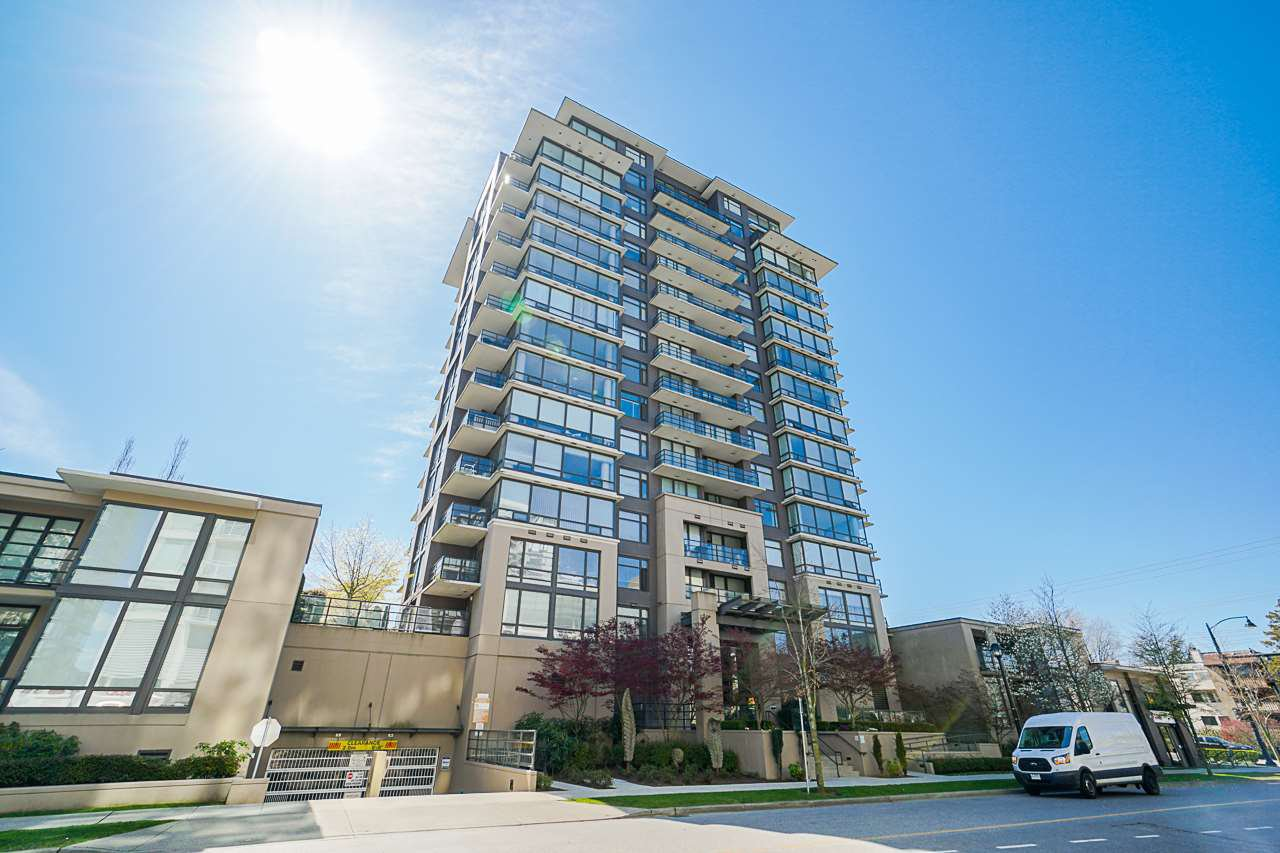 Main Photo: 1603 9188 COOK Road in Richmond: McLennan North Condo for sale : MLS®# R2451725