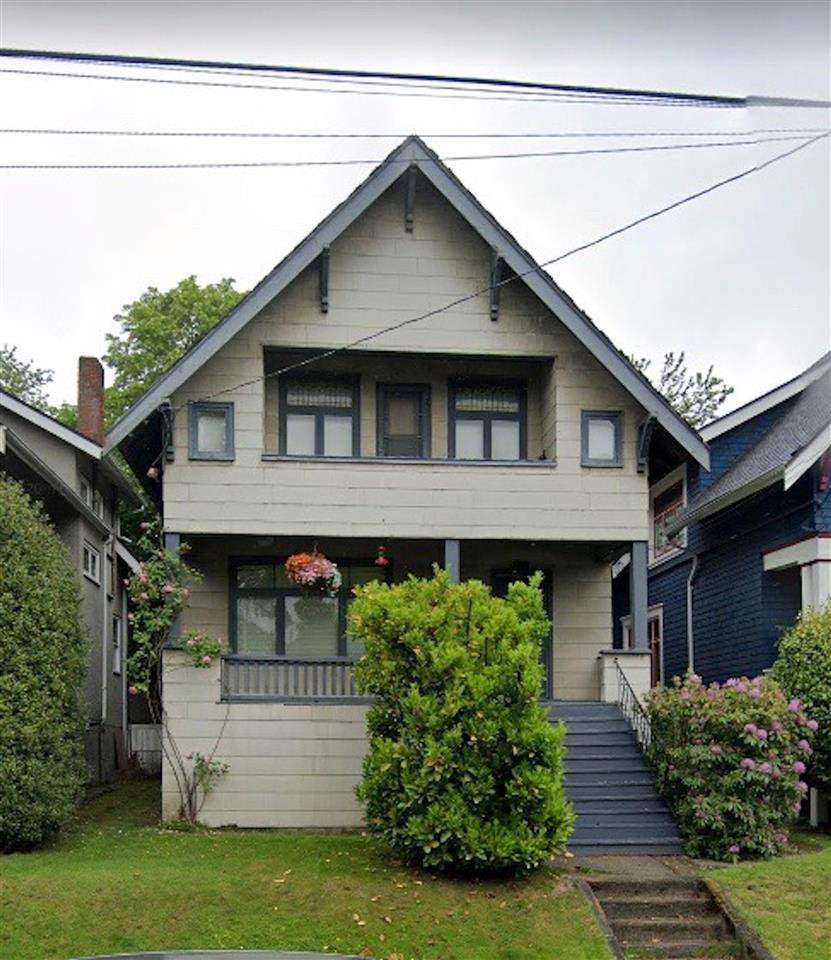 Main Photo: 2934 ONTARIO Street in Vancouver: Mount Pleasant VE House for sale (Vancouver East)  : MLS®# R2492399