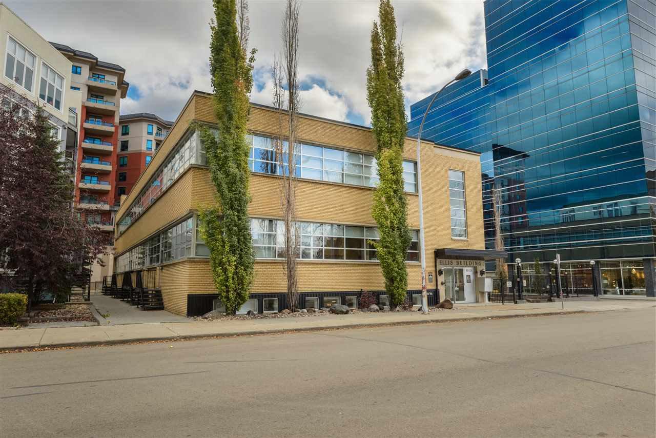Main Photo: 105 10123 112 Street in Edmonton: Zone 12 Condo for sale : MLS®# E4218010