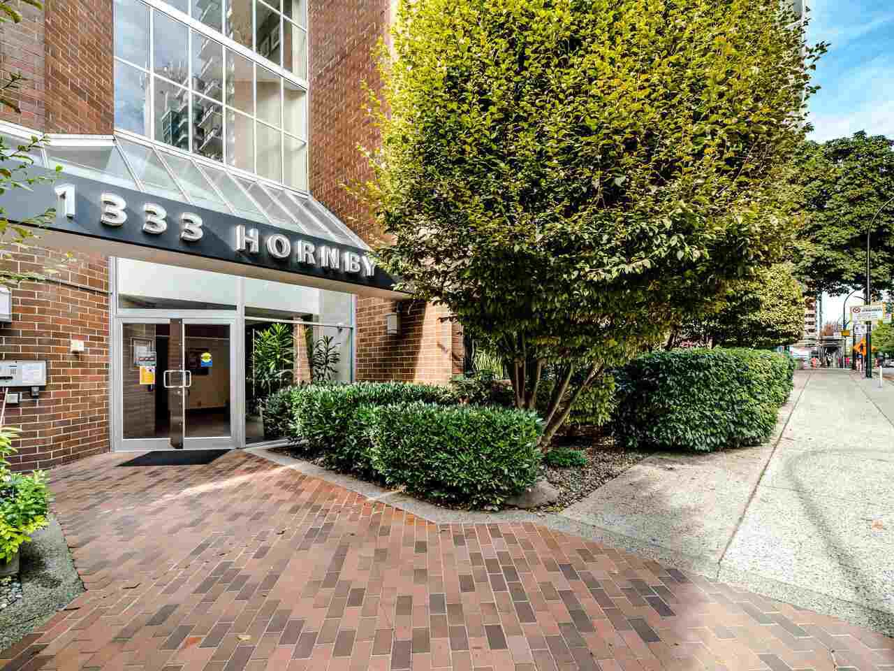 Main Photo: 901 1333 HORNBY Street in Vancouver: Downtown VW Condo for sale (Vancouver West)  : MLS®# R2517264