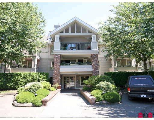 "Main Photo: 105 22025 48TH Avenue in Langley: Murrayville Condo for sale in ""Autumn Ridge"" : MLS®# F2821483"